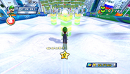 Mario Sonic Olympic Winter Games Gameplay 026