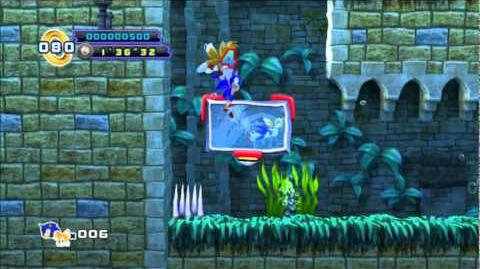 Sonic 4 Episode 2 - Sylvania Castle Act 2