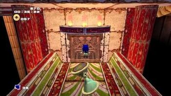 Sonic Adventure 2 (PS3) Pyramid Cave Mission 2 A Rank
