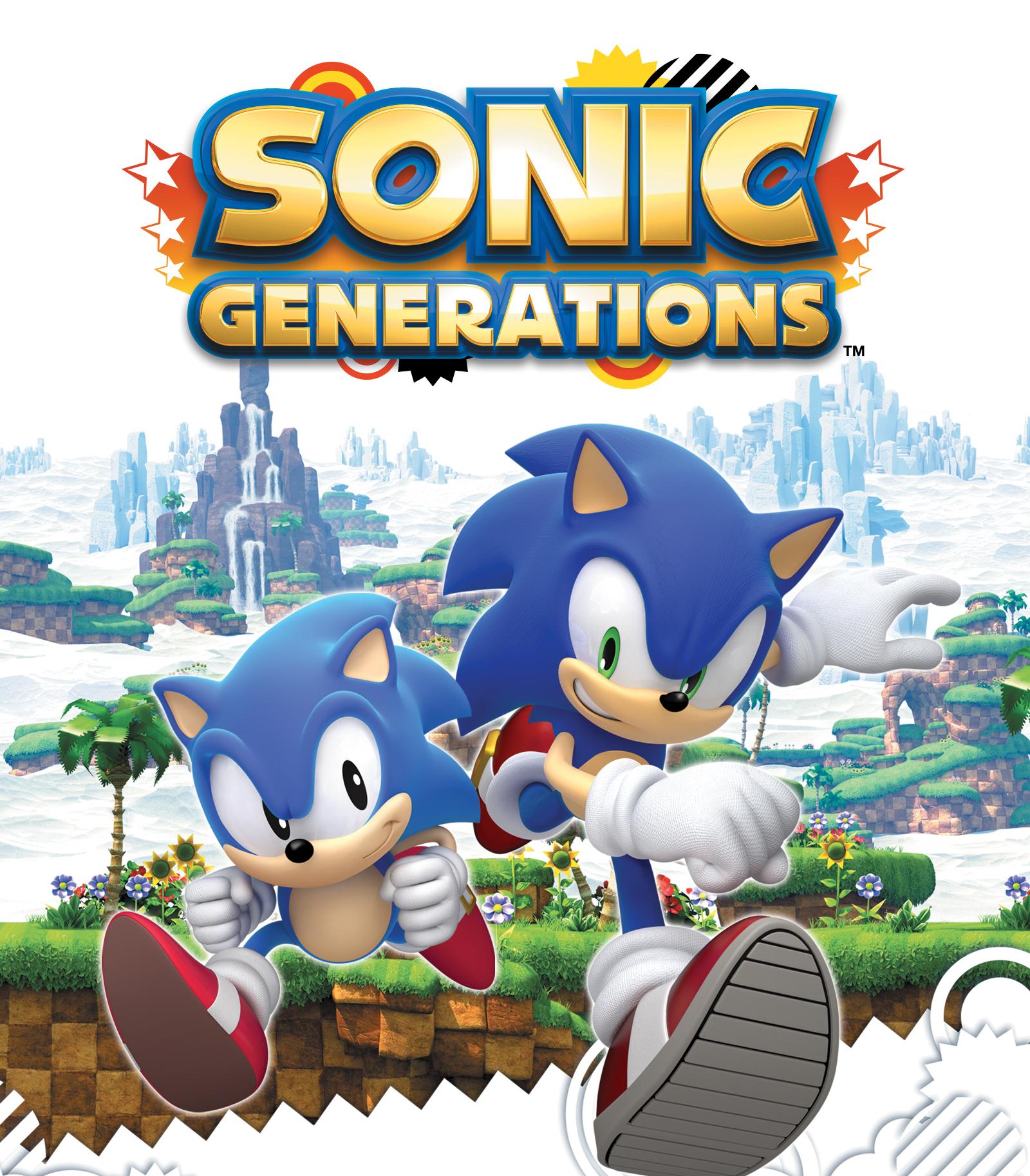 Sonic Generations Sonic News Network Fandom