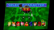 Sonic R select 9