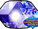 Fourth Dimension Space