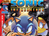 Archie Sonic the Hedgehog Issue 278