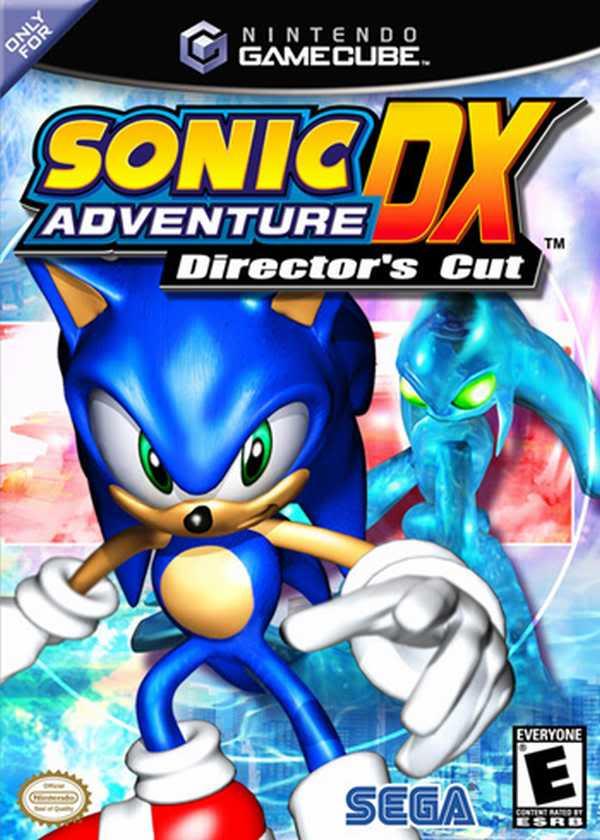 Sonic Adventure DX: Director's Cut | Sonic News Network