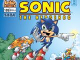 Archie Sonic the Hedgehog Issue 189