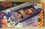 Tomy Supersonic Pinball alt