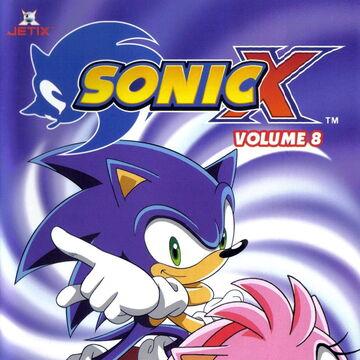 Sonic X Volume 8 Australia Sonic News Network Fandom