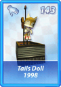 Card 143 (Sonic Rivals)