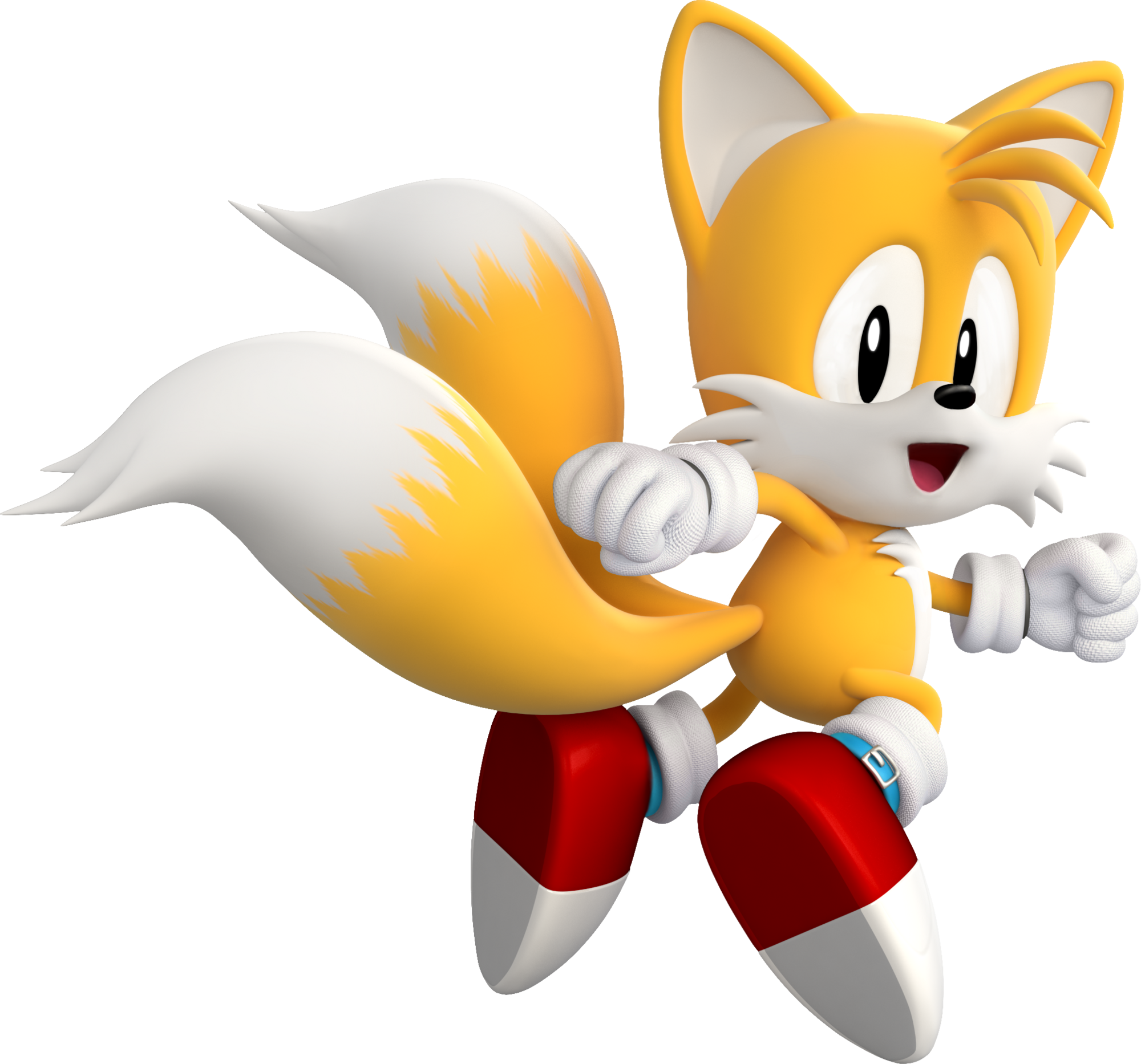 Miles Quot Tails Quot Prower Classic Sonic S World Sonic News
