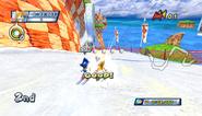 Mario Sonic Olympic Winter Games Gameplay 204