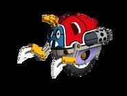 Motobug Sonic 4
