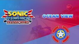 Ocean View - Sonic & All-Stars Racing Transformed