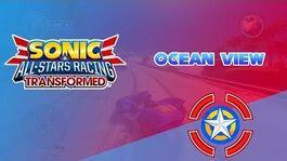 Ocean View - Sonic & All-Stars Racing Transformed