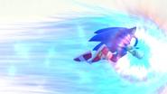 SG Sonic Boost cutscene