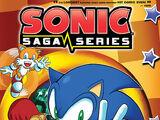 Sonic Saga Series Volume 9: The Eggman Wars
