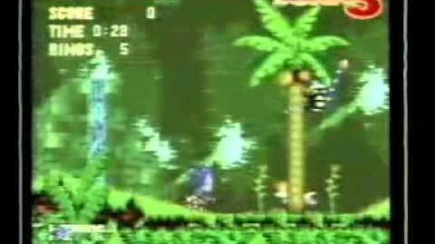 Se Te Va a Erizar el Pelo Sonic 3 (1994)