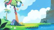 Sega SNS wallpaper 04 - Chao Garden