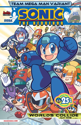 Team Mega Man