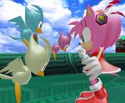 Sonic Adventure DX Cutscene 487