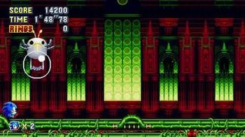 Sonic Mania Boss 11 - Big Firefly