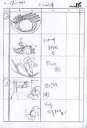 Sonic Riders storyboard 06
