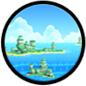 Sonic Runners Tropical Coast icon