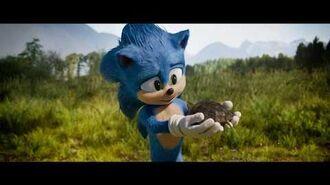 Sonic the Hedgehog Turtle clip Paramount Pictures Australia