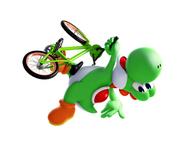 Mario & Sonic Rio 2016 Yoshi3