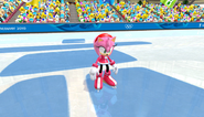 Mario Sonic Olympic Winter Games Gameplay 066