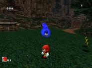 SA Knuckles vs Sonic DC 4