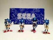 Sega World Tomy set