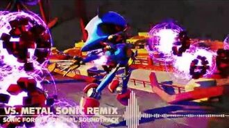 Sonic Forces OST - VS. Metal Sonic (US ver.) Remix