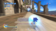 Sonic Generations Quick Step