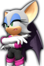 Sonic Rivals 2 - Rouge the Bat