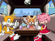 Sonic X Allright