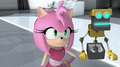 Amy and Cubot.png