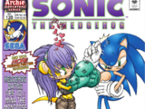 Archie Sonic the Hedgehog Issue 120