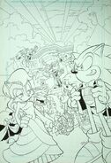 ArchieSonic174CoverInked
