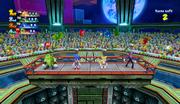 Mario Sonic London Gameplay 396