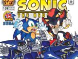 Archie Sonic the Hedgehog Issue 159