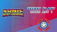 Secret Plant Zone Act 1 - Sonic Pocket Adventure