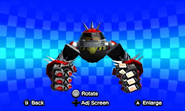 Sonic Generations 3DS model 15