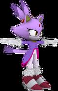 Sonic Generations Blaze model