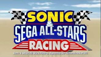 Sonic and Sega All-Stars Racing - Trailer - DS