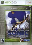 Sonic the Hedgehog Platinum hits