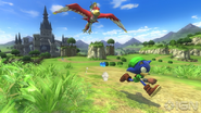 The Legend of Zelda Zone 1