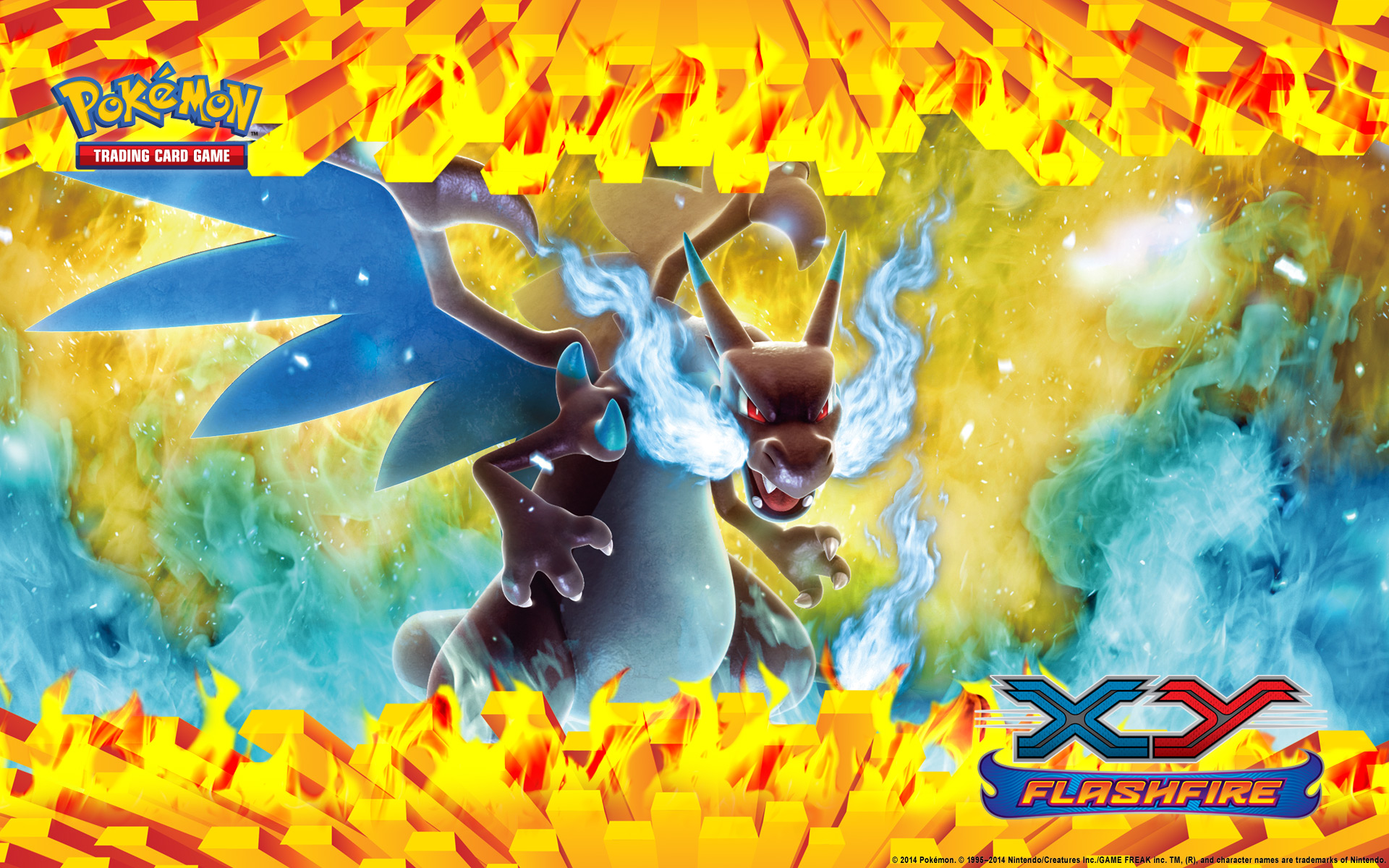 Xy02 Wallpaper Mega Charizard 1920
