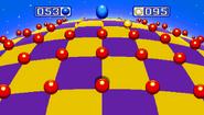 BlueSpheresSM 9