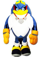 GE Storm the Albatross plush