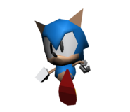 Mania Model Sonic